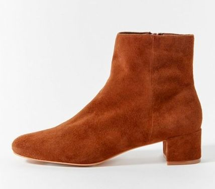 Urban Outfitters シューズ・サンダルその他 ★ニューヨーカーお墨付き★Urban Outfitters★Suede Ankle Boot(3)