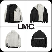 [ LMC ] ★ 韓国大人気 ★ LMC SILKY FLEECE REVERSIBLE JACKET