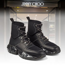 JIMMY CHOO☆DIAMOND SPACEBOOT Blackバケッタスペースブーツ