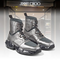 JIMMY CHOO☆DIAMOND SPACEBOOT Silverバケッタスペースブーツ