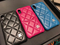 Chanel可愛い色☆iPhone XS MAX Cover☆