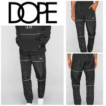 【DOPE】☆最新作☆Soft-Tek Perforated Joggers