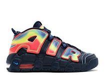 SS16 NIKE AIR MORE UPTEMPO GS HEAT MAP 22.5-25cm