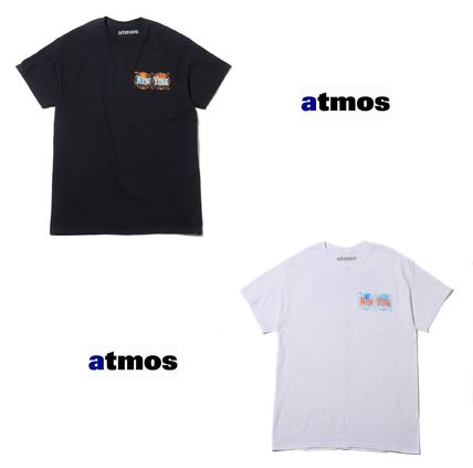 Tシャツ・カットソー ☆国内正規品 要在庫確認☆atmos NEW YORK Tee 2color!