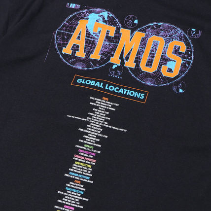 Tシャツ・カットソー ☆国内正規品 要在庫確認☆atmos NEW YORK Tee 2color!(6)