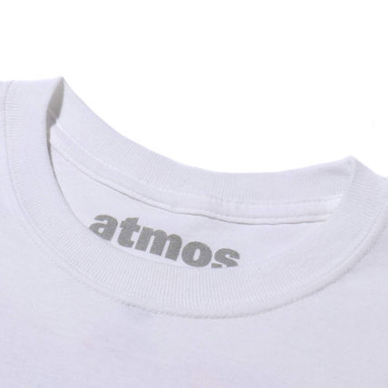 Tシャツ・カットソー ☆国内正規品 要在庫確認☆atmos NEW YORK Tee 2color!(9)