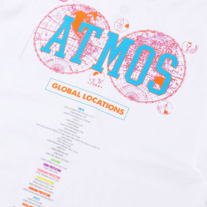 Tシャツ・カットソー ☆国内正規品 要在庫確認☆atmos NEW YORK Tee 2color!(11)