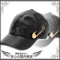 関税込◆safety pin detail baseball cap