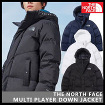 【THE NORTH FACE】MULTI PLAYER DOWN JACKET NJ1DK56J