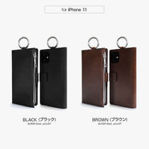 iPhone11/11Pro 手帳型ケース DreamPlus ENTER RING JACKET 財布