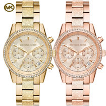特別価格!Michael Kors Women's Ritz Chronograph 腕時計