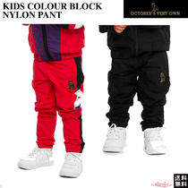 OCTOBERS VERY OWN(オクトーバーズ ベリー オウン) キッズ用ボトムス ☆October's Very Own☆KIDS COLOUR BLOCK NYLON PANT★OVO