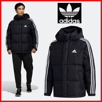 adidas◆限定◆3ST PUFFY DOWN JACKET Black☆正規品・安全発送