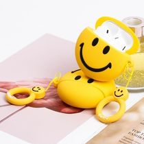 ★4XTYLE★【大人気/限定販売】DAILY SMILE AirPods Case