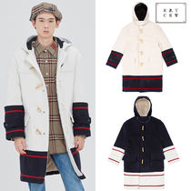 ROMANTIC CROWN ★ SIGNATURE DUFFEL COAT 2カラー