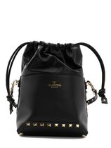 【関税負担】 VALENTINO Bucket Bag Black