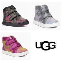 【UGG】日本未入荷 新作!Rennon II Shimmer Suede Boots