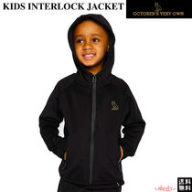 OCTOBERS VERY OWN(オクトーバーズ ベリー オウン) キッズアウター 【Drakeブランド】☆October's Very Own☆KIDS INTERLOCK JACKET
