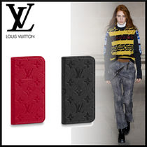 大人気!!  [Louis Vuitton] IPHONE X & XS・フォリオ