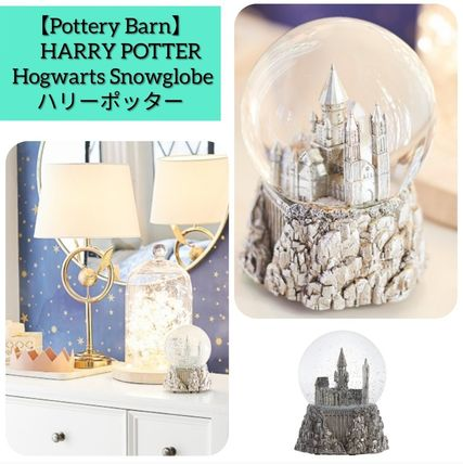 Pottery Barn インテリア雑貨・DIYその他 ★大人気★【Pottery Barn】HARRY POTTER HOGWARTS Snowglobe