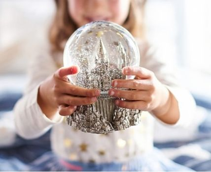 Pottery Barn インテリア雑貨・DIYその他 ★大人気★【Pottery Barn】HARRY POTTER HOGWARTS Snowglobe(2)