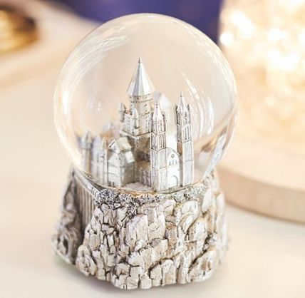 Pottery Barn インテリア雑貨・DIYその他 ★大人気★【Pottery Barn】HARRY POTTER HOGWARTS Snowglobe(4)