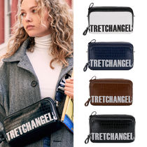 [STRETCH ANGELS]GIANT PANINI BAG 4COLOR