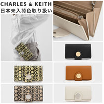 19W新作!未入荷色取扱【Charles&Keith】お財布ポシェット/送料込