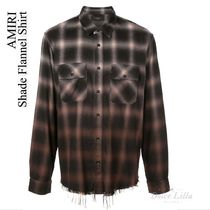 AMIRI  Shade Flannel Shirt