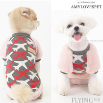 AMYLOVESPET(エイミーラブズペット)★ FLYING TOP (単品)