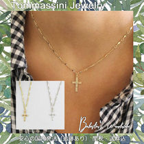 Tommassini Jewelry CROSSED クロス ネックレス