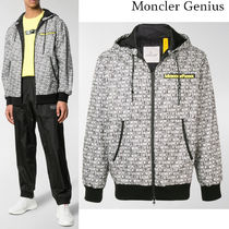 《SALE》MONCLER GENIUS FRAGMENT RAP フード付ブルゾン