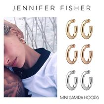 【JENNIFER FISHER】ヘイリー・ビーバー愛用★MINI SAMIRA HOOPS
