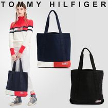 TOMMY JEANS トートバッグ 関税なし 国内買付 すぐ届く