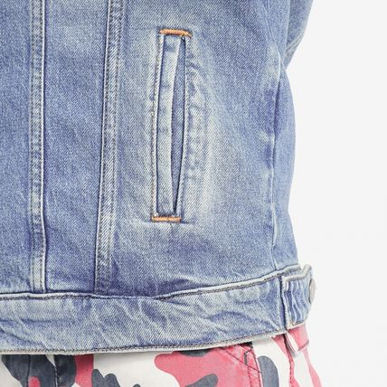 Tommy Hilfiger アウターその他 TOMMY JEANS バックロゴトラックジャケット 国内買付 すぐ届く(6)