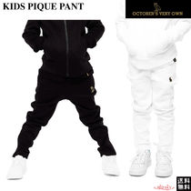 OCTOBERS VERY OWN(オクトーバーズ ベリー オウン) キッズ用ボトムス 【Drakeブランド】☆October's Very Own☆KIDS PIQUE PANT★OVO