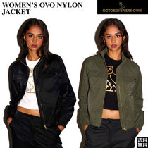 OCTOBERS VERY OWN(オクトーバーズ ベリー オウン) ジャケット ☆October's Very Own☆WOMEN'S OVO NYLON JACKET★OVO