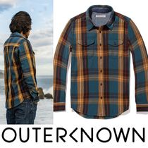 outerknown/Blanket シャツ!!RH取り扱い!!厚手のネルシャツno,2