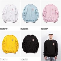 ◆円高還元SALE◆have a good time◆19SS Mini Frame Crewneck