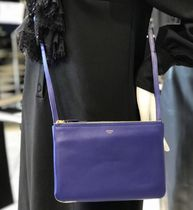 お宝発見 OLD CELINE★★SMALL TRIO in Dark Blue