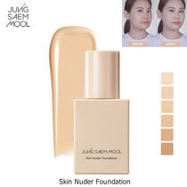 ほのかなツヤ下地♪JUNGSAEMMOOL■Skin Nuder Foundation