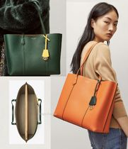 【Tory Burch】PERRY TRIPLE-COMPARTMENT TOTE☆