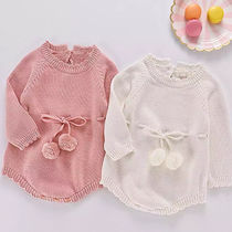 ★BABY★3−24M☆KNITTED  ROMPER★