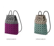 Bao Bao Issey Miyake バオバオPRISM WRING NUBUCK BACKPACK多色