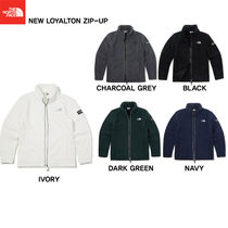 【THE NORTH FACE】NEW LOYALTON ZIP-UP