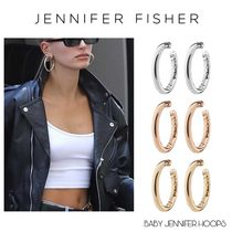 【JENNIFER FISHER】ヘイリーなどが愛用!★BABY JENNIFER HOOPS