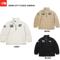 【THE NORTH FACE】SNOW CITY FLEECE ANORAK