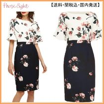 【関税込】Phase Eight ワンピース☆Heather Floral Dress