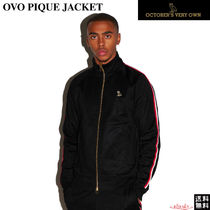 【Drakeブランド】☆October's Very Own☆OVO PIQUE JACKET★