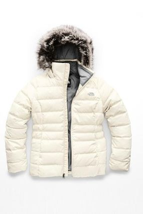 FW19 THE NORTH FACE GOTHAM II DOWN JACKET WOMEN'S WHITE